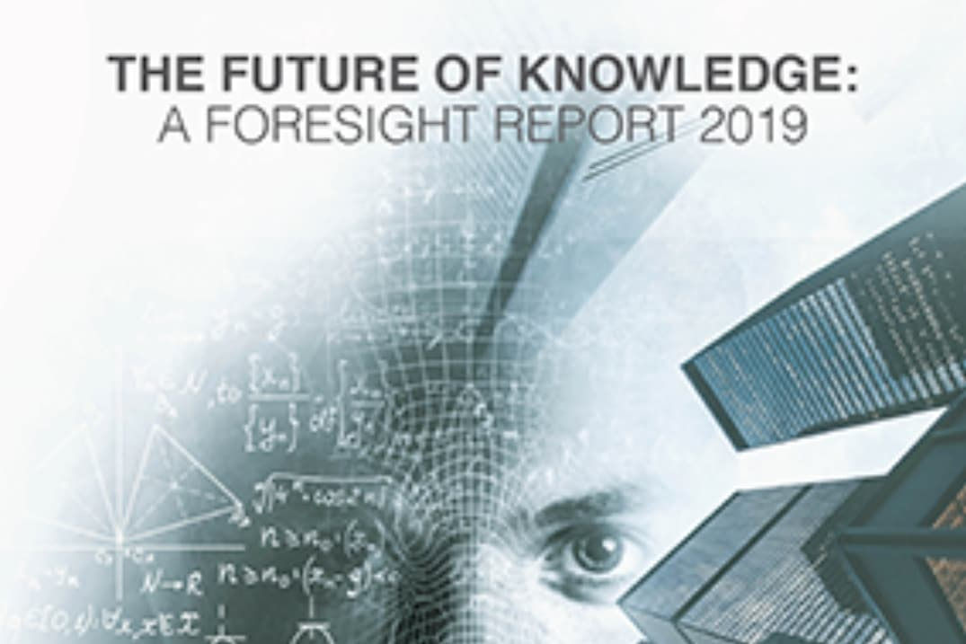 The Future of knowledge - a foresight report 2019